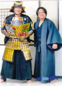 Samurai-Tokyo