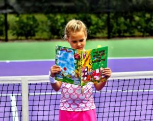 Tennis-Elle